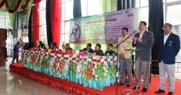 বান্দরবানে বঙ্গবন্ধু কারাতে প্রতিযোগিতা