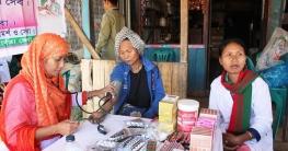 বগালেকে বিনামুল্যে চিকিৎসা সেবা দিলেন পরিবার পরিকল্পনা বিভাগ