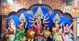 বান্দরবানে ৩০টি পূজামন্ডপে দুর্গোৎসব,স্বাস্থ্যবিধি মেনে চলতে সংশ্লিষ্টদের আহবান