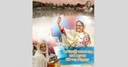 'প্রধানমন্ত্রী আমাগোরে মাথা গোজার ঠাঁই করে দিয়েছেন'