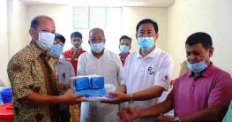 বান্দরবানেস্বাস্থ্য কমপ্লেক্সগুলোতে স্বাস্থ্য সুরক্ষা সামগ্রী প্রদান