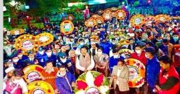 বান্দরবানে যথাযোগ্য মর্যাদায়আন্তর্র্জাতিক মার্তৃভাষা দিবস উদযাপন