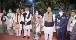 বান্দরবানে গভীর শ্রদ্ধার সাথে ভাষা শহীদদের স্মরণ