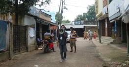 বান্দরবানে চলছে লকডাউন,বন্ধ রয়েছে সকল ধরনের ব্যবসা প্রতিষ্ঠান