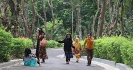বান্দরবানে চালু হলো পর্যটন কেন্দ্র:ব্যবসায়ীদের মধ্যে স্বস্তি