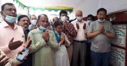 বান্দরবানে ১২টিউন্নয়ন কাজের উদ্বোধন করলেন পার্বত্যমন্ত্রী