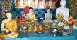 বান্দরবানের লামায় বৌদ্ধ বিহারে চুরি