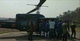 বান্দরবানে ভাল্লুকের আক্রমনে পাড়া কারবারীসহ ৩জন আহত