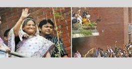 বঙ্গবন্ধুকন্যা শেখ হাসিনার ১৩তম কারামুক্তি দিবস কাল