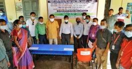 বান্দরবানের লামায় প্রাথমিক বিদ্যালয়ে শিক্ষা বান্ধব সামগ্রী বিতরণ