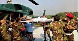 ম্রোদের পাশে সবসময় আছে বাংলাদেশ সেনাবাহিনী
