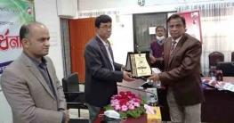 বান্দরবানের জেলা প্রশাসক মো:দাউদুল ইসলামকে বিদায়ী সংবর্ধনা