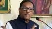 'বিএনপি শুধু মিথ্যাচারের রাজনীতিকে আঁকড়ে ধরে আছে'