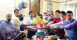 বান্দরবানের লামায় ইউএনও'র সাথে এনজিও প্রতিনিধিদের মত বিনিময়